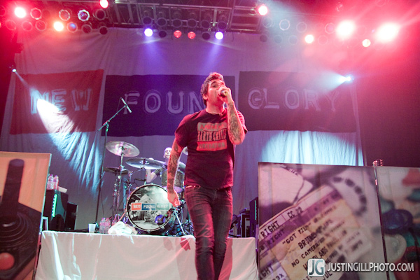NewFoundGlory 4 New Found Glory At House Of Blues