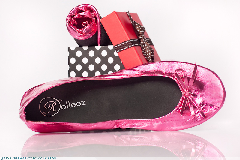 rolleez Shoe Product Photography